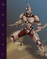 Bio-Boosted Armor Guyver by 7th-Seal