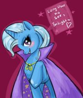Great Trixie is back by DonEnaya