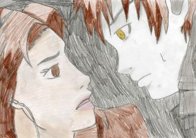 Edward and Bella by Gothicgalx