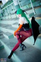 Darkstalkers, Morrigan Aensland by Ariichuu