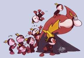 WoY- Lord Hater's army by MadJesters1