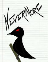 NEVERMORE... by Insanity-C