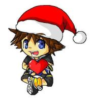 Santa Sora by Pon3Splash
