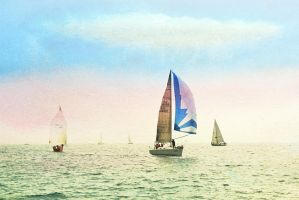 another Day on the Sea by MarioDellagiovanna