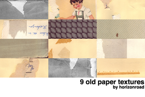 scans_old_paper by horizonroad