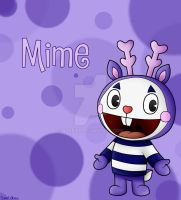 Happy Tree Friends: Mime by SuperLakitu