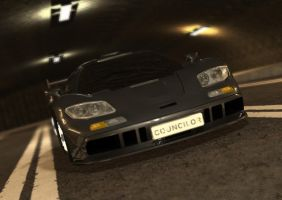 McLaren F1 LM another shot by Councilor