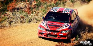 09 Forest Rally - I by esemte