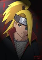 Deidara by BrokenRomance3