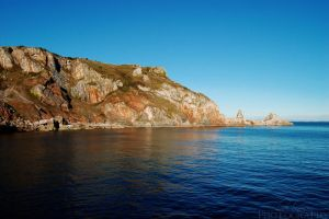 Anstey's Cove by loriLUNACY