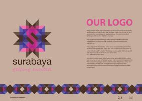 "logo for gsm ""surabaya city"" by gezl"
