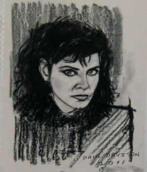 Jane Badler by Paulstered