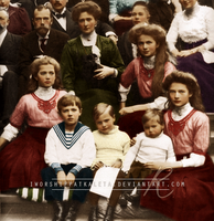 Romanovs' Visit to Darmstadt by Livadialilacs