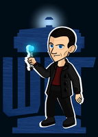 Doctor Who: Worlds in Time- The 9th Doctor by SteamNewt