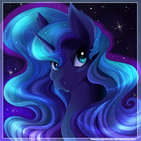 Princess Luna by TheNornOnTheGo