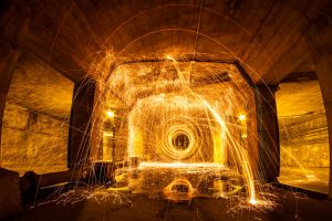 Tunnel Spin 7 by 904PhotoPhactory