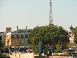 France at Epcot by incredibleplum