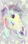 Painted pony by Melloleaf