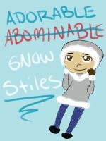 Abominable Stiles? by Green-Necklace-Girl