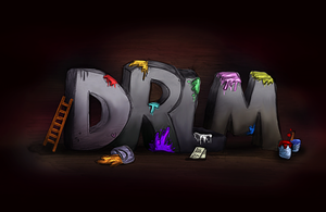 DRLM Painted by DRLM