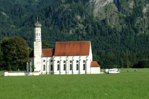 Bavarian Church 1 by BlokkStox