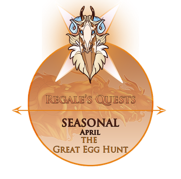 Seasonal Quests - April by EquusBallatorSociety