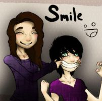 just smile by sam13gidget