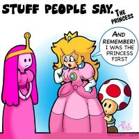 Stuff people say 91 by FlintofMother3