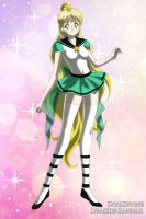 Sailor Star Normal Clothes by XArmonyAngel2012X