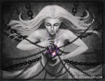 Chained Colors by celyne