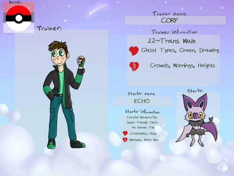 Trainer Application by gjavavont