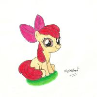 Adorable Apple Bloom by UlyssesGrant
