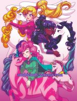 Princess gwenevere print preorders by zambicandy