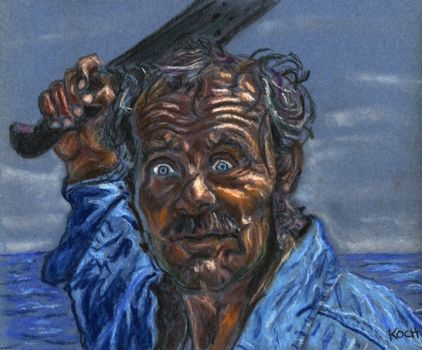 Quint/JAWS by Roger Koch by tabongafan