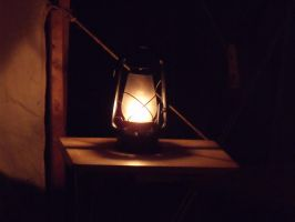 Oil Lantern 3 by MorganCG