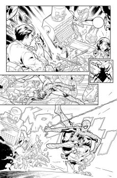 Amazing Spider-Man #18 Page 16 by adr-ben