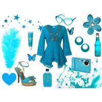 Tropical Blue by faerie-angel
