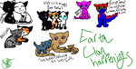 Earthclan happenings by biggywoot