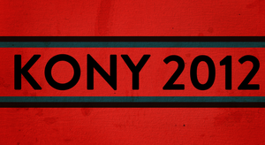 KONY 2012 by SaladOfficial