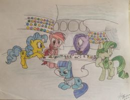 MLP Inside Out by alhenderson