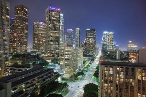 Downtown Los Angeles by did