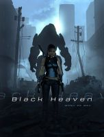 Black Heaven Cover by IamUman