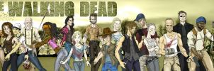 TWD color by Toadman005