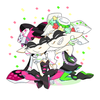 Splatoon_My win doesn't mean you're not loved by Chivi-chivik