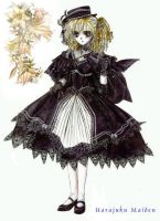 EGL - My first Lolita Design by Kumamana