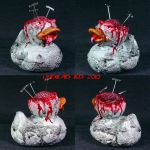 Rot Duck Rot Duck Brain ooak by Undead-Art