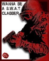 I wanna be a swat clabber by thePenHolder