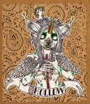 badge: hollow by sugarpillRx