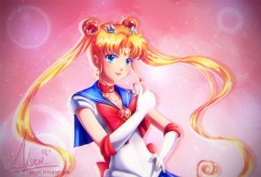 Pretty Guardian Sailor Moon by Axsens