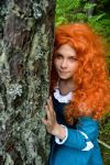 Merida - Brave by SaaraZ